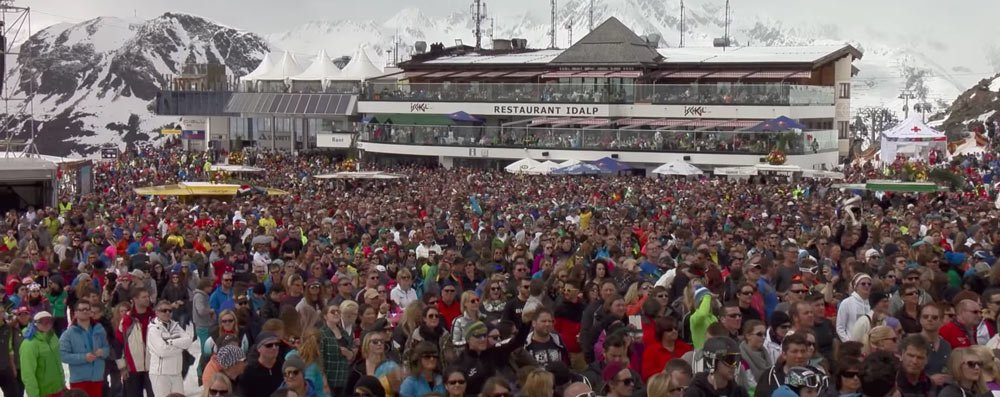 Ischgl Apres Ski & Party